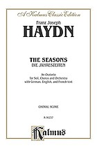 The seasons : an oratorio