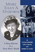 More than a uniform : a Navy woman in a Navy man's world