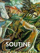 "An expressionist in Paris : the paintings of Chaim Soutine : [... in conjunction with the exhibition ""An Expressionist in Paris"" ... presented at The Jewish Museum, New York, April 23, 1998 - August 16, 1998"