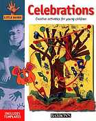 Celebrations : creative activities for young children