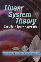 Linear system theory; the state space approach