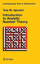 Introduction to analytic number theory