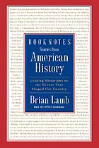 Booknotes : stories from American history