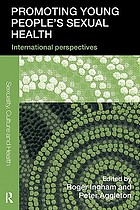 Promoting young people's sexual health : international perspectives