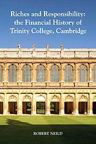 The financial history of Trinity College, Cambridge