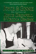 Joyce & Ginnie : the letters of Joyce Grenfell & Virginia Graham