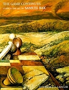 The game continues : chess in the art of Samuel Bak