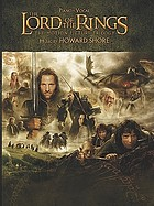 The lord of the rings : the motion picture trilogy : piano/vocal