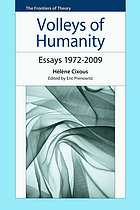 Volleys of humanity : essays 1972- 2009