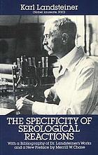 The specificity of serological reactions