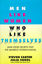 Men like women who like themselves : (and other secrets that the smartest women know about partnership and power)