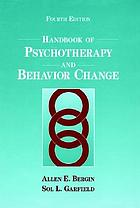 Handbook of psychotherapy and behavior change: an empirical analysis