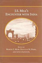 J.S. Mill's encounter with India