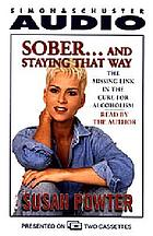 Sober-- and staying that way