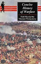A concise history of warfare