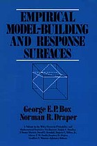 Empirical model-building and response surfaces