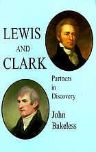 Lewis & Clark, partners in discovery