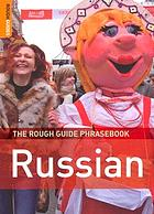 The Rough Guide Russian phrasebook