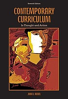 Contemporary curriculum in thought and action