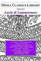 Donizetti's Lucia di Lammermoor
