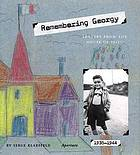 Remembering Georgy : letters from the house of Izieu
