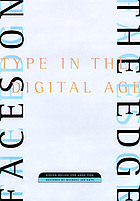 Faces on the edge : type in the digital age