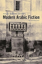 Modern Arabic fiction : an anthology