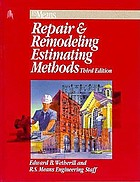 Means repair and remodeling estimating