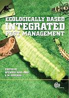 Ecologically based integrated pest managementEcologically based integrated pest management