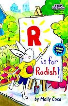 R is for radish