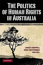The politics of human rights in Australia