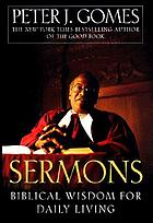 Sermons : biblical wisdom for daily living