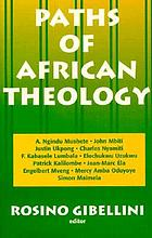 Paths of African theology