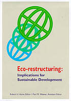 Eco-restructuring : implications for sustainable development