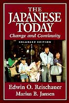The Japanese today : change and continuity