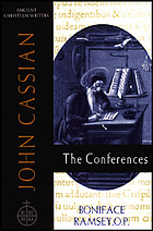 John Cassian, the conferences