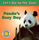 Panda's busy day