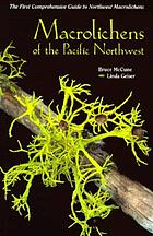 Macrolichens of the Pacific Northwest