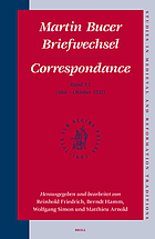 Briefwechsel = Correspondance. Band VIII, April 1532-August 1532