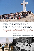 Immigration and religion in America : comparative and historical perspectives