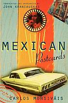 Mexican postcards