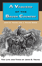 A vaquero of the brush country