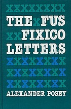 The Fus Fixico letters