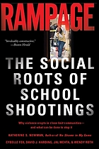 Rampage : the social roots of school shootings