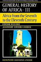 Africa from the seventh to the eleventh century