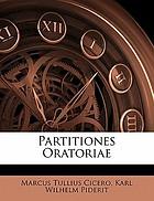 Partitiones oratoriae : lateinisch und deutsch = Rhetorik in Frage und Antwort