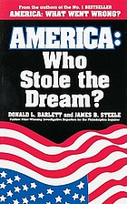 America : who stole the dream