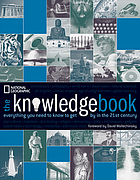 The knowledgebook : everything you need to know to get by in the 21st century