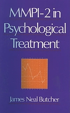 MMPI-2 in psychological treatment