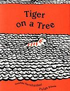 Tiger on a tree